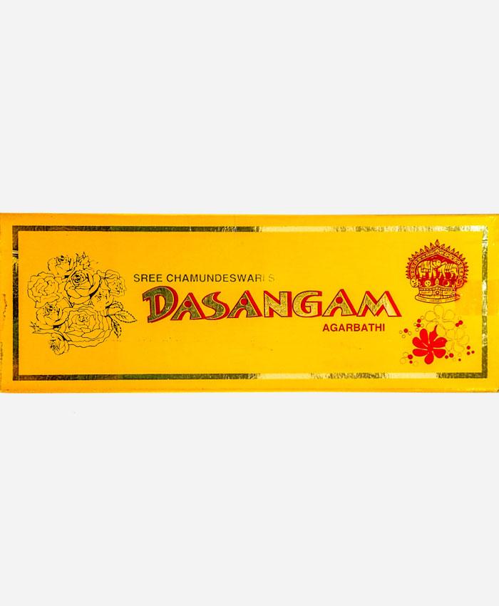 CHAMUNDESWARI Dasangam Agarbatti 12 Sticks