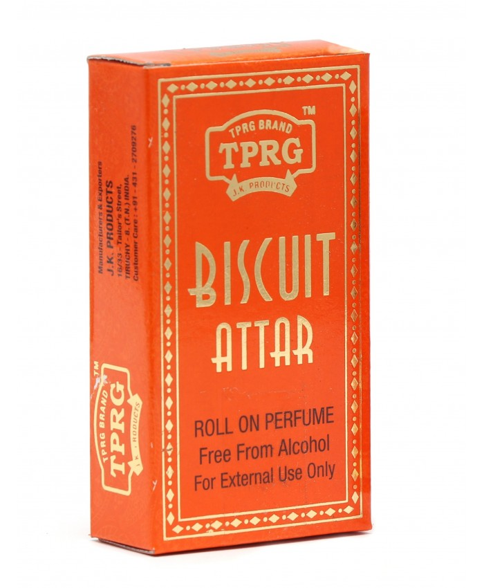 Biscuit Attar 6ml