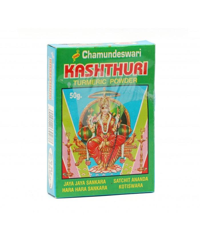 Kasthuri Manjal Powder 50g