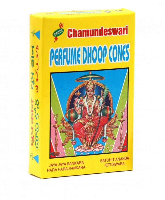Perfumed Dhoop Cones 10'S