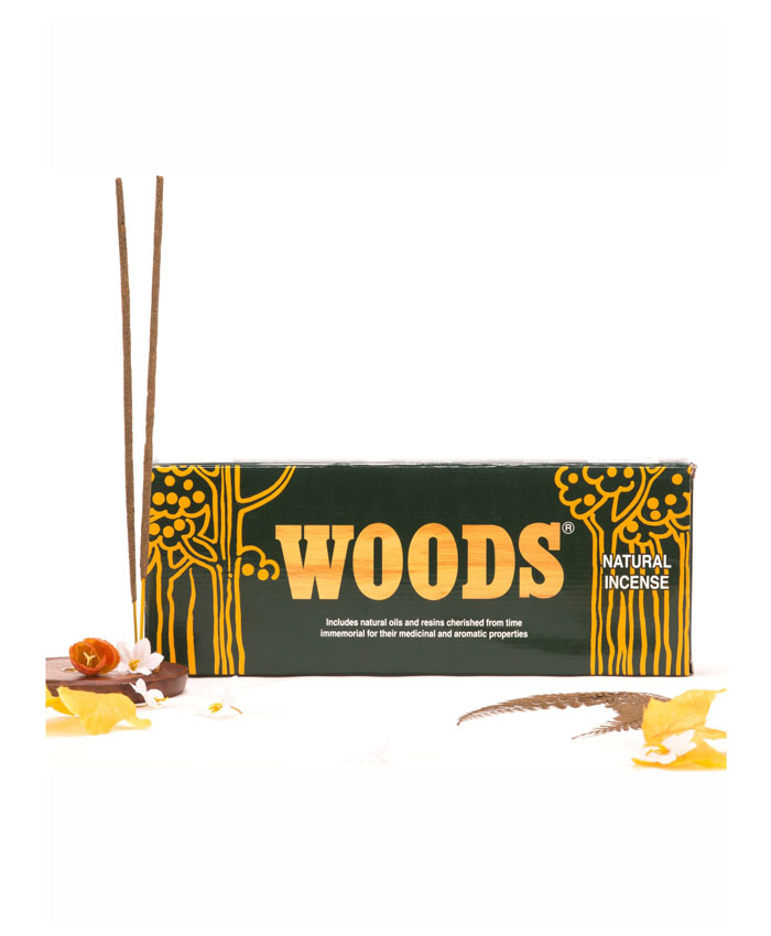 Woods 50 Sticks