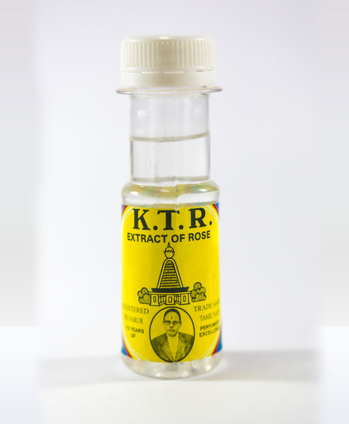 K.T.R Rose water